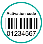Activationcode